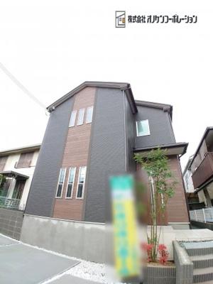 【外観】三木市志染町西自由が丘1丁目 1号棟 ~新築一戸建て~