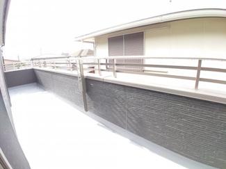 【バルコニー】三木市志染町西自由が丘1丁目 1号棟 ~新築一戸建て~