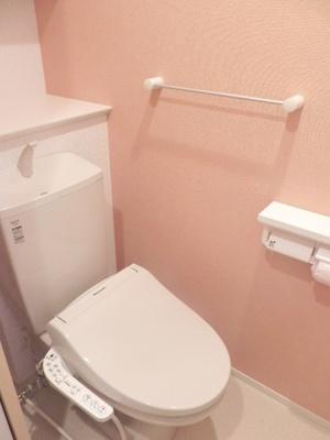 【トイレ】プランドール 弐番館