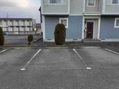 【駐車場】ルミエールA