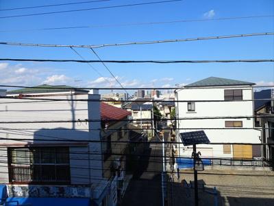 【展望】ハイツ山川