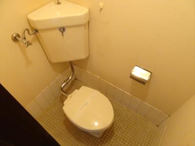 【トイレ】ハイツ山川