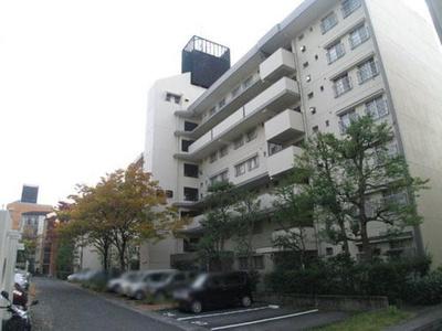 【外観】高野第3住宅第28号棟☆エレベーター停止階☆