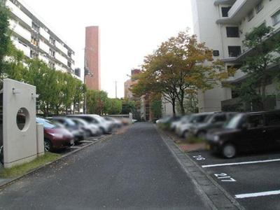 高野第3住宅第28号棟☆エレベーター停止階☆