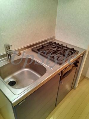 【キッチン】ガラ・ステージ御茶ノ水