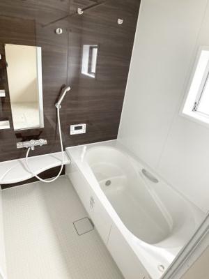 【浴室】西脇市小坂町 1号棟 ~新築一戸建~