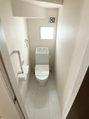 【トイレ】西脇市小坂町 2号棟 ~新築一戸建~