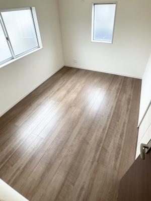 【寝室】西脇市小坂町 2号棟 ~新築一戸建~