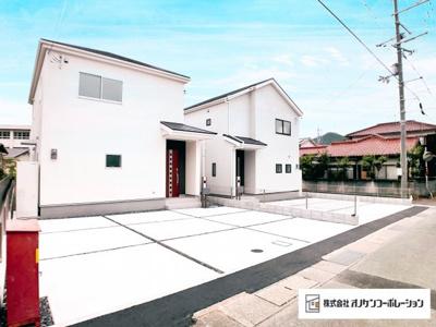 【外観】西脇市小坂町 2号棟 ~新築一戸建~