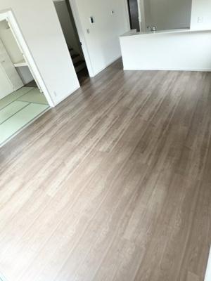 【居間・リビング】西脇市小坂町 2号棟 ~新築一戸建~