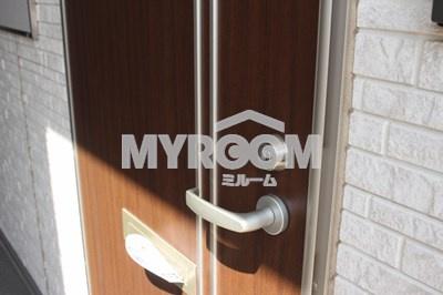 玄関ドア♪