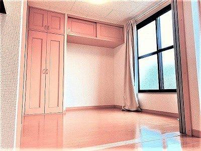 【寝室】レオパレスパークサイドヒル