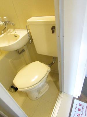 【トイレ】ハイツ鍵屋西町 東棟