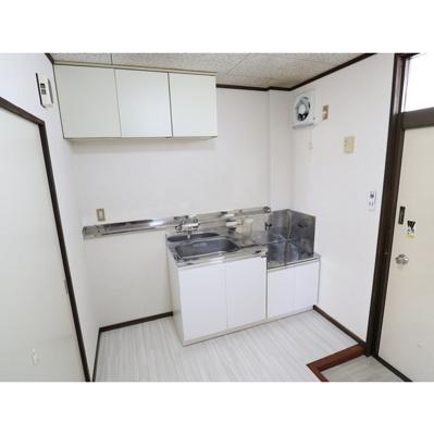 【キッチン】コーポスズキ B棟