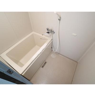 【浴室】コーポスズキ B棟