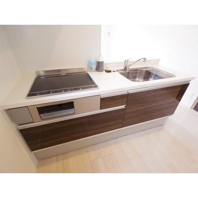 【キッチン】カーサ プランドールⅢ
