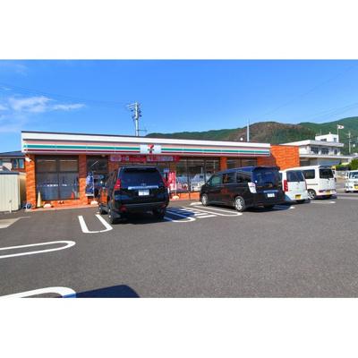 コンビニ「セブンイレブン松本里山辺店まで408m」