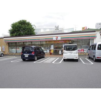 コンビニ「セブンイレブン塩尻大門店まで847m」