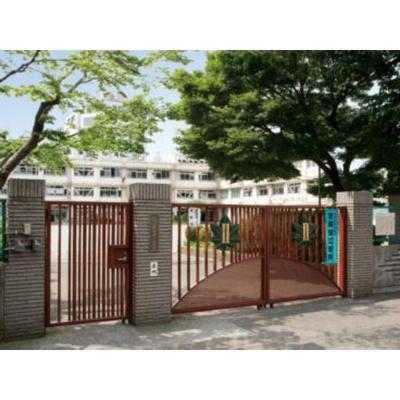 小学校「北区立滝野川第二小学校まで246m」