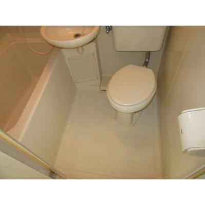 【浴室】コーポ五月