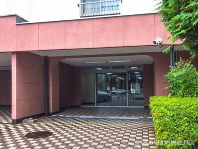 【エントランス】南柏スカイハイツA棟