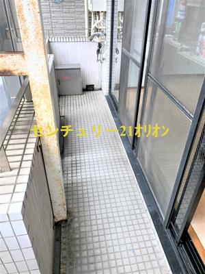 【バルコニー】アクトピア中村橋(ナカムラバシ)