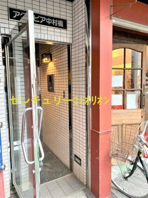 【エントランス】アクトピア中村橋(ナカムラバシ)