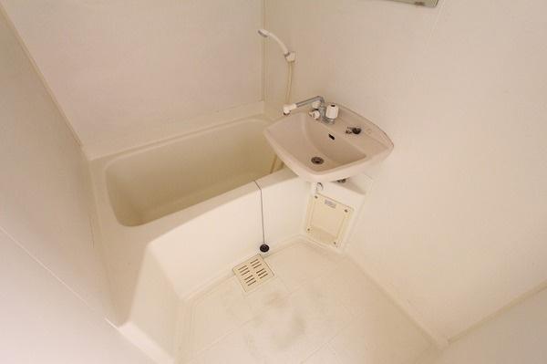 【浴室】■サングレイス三宿