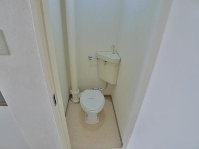 【トイレ】ヴィラきしもとNO.1