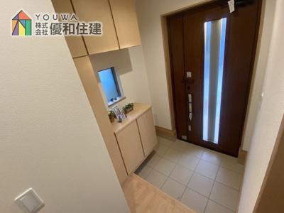 【玄関】神戸市垂水区学が丘4丁目 新築戸建