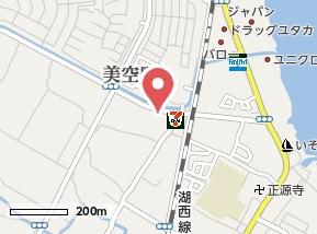 【地図】みやこビル
