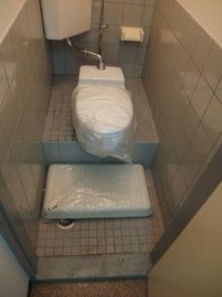 【トイレ】みやこビル