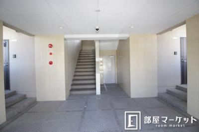 【エントランス】カムパース浄水