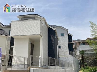 【外観:施工例】神戸市西区玉津町今津 新築一戸建て