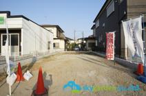 平塚市横内 建築条件なし土地 A区画の画像