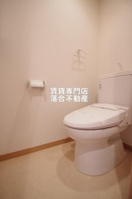 【トイレ】クレマチス