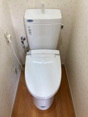 【トイレ】前原西戸建
