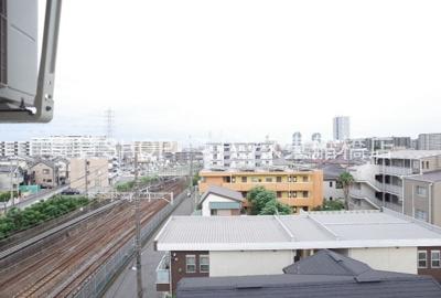 【展望】ユーコート東船橋