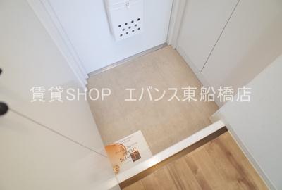 【玄関】ユーコート東船橋