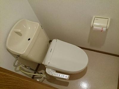 【トイレ】プロメナーデ名草