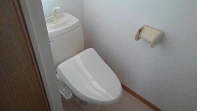 【トイレ】ヴェルドール大樹Ⅰ