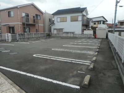 【駐車場】レジデンスブライト