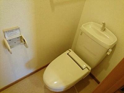 【トイレ】CASA本町