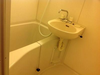 【浴室】レオパレスSAITO