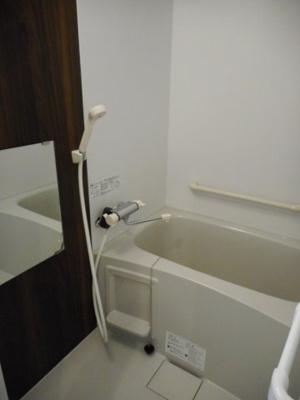 【浴室】クレイノヴィラージュⅡ