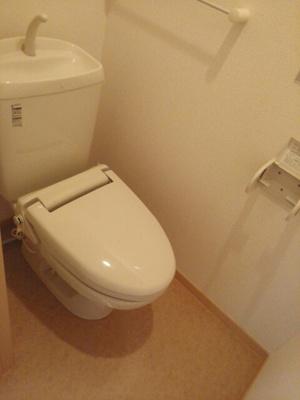 【トイレ】ヴィッセン有田 Ⅰ