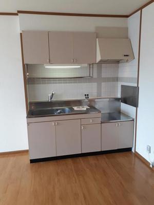 【キッチン】アルバ・ソーレⅠ