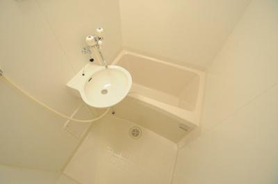 【浴室】レオパレスアン