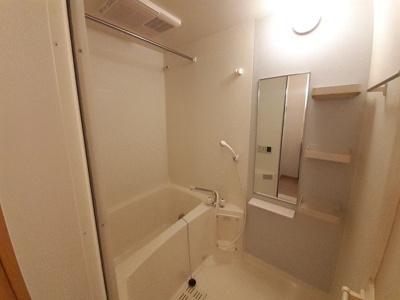 【浴室】ヴァルトハウス
