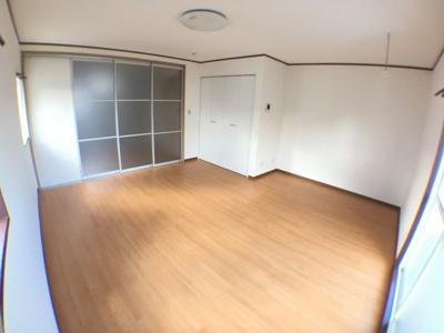 【洋室】コーポアイリス